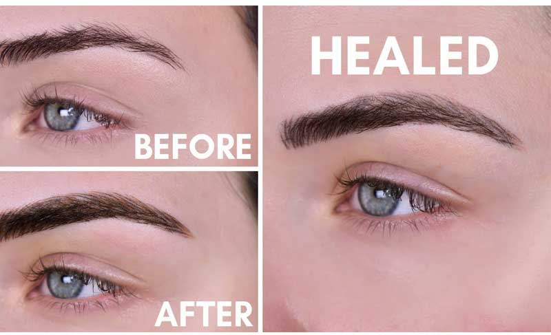 Microblading Eyebrows Treatment in Golf Course Road DLF Phase 5 Gurgaon